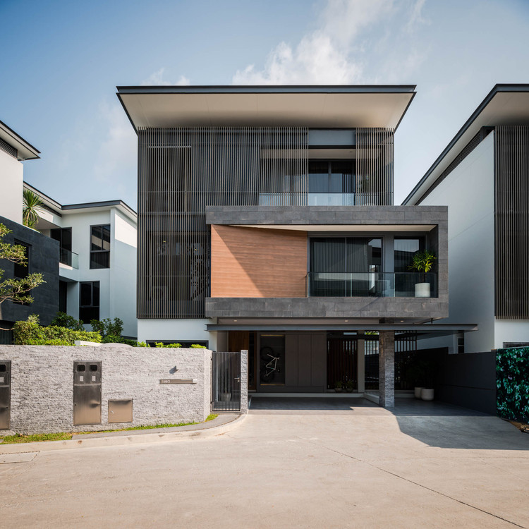 The Honor Residence / PODesign, © beersingnoi