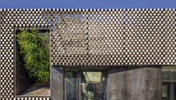 Arquivo de Pedras Yingliang / Atelier Alter Architects
