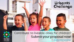 Urban95 Challenge: Designing Cities That Support Healthy Child Development