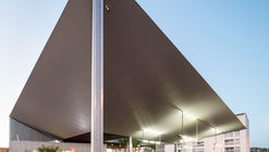 Santa Pola Bus Station   / Manuel Lillo  + Emilio Vicedo