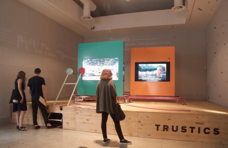 TRUSTICS, el proyecto de El Equipo de Mazzanti para la Bienal de Venecia 2016, Cortesía de El Equipo de Mazzanti
