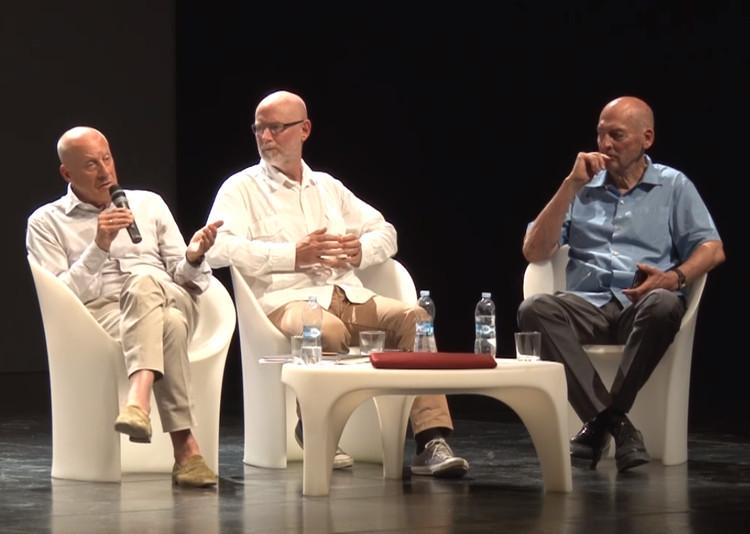 México y Ecuador debatirán sobre 'Periferias' en el encuentro 'Meetings on Architecture' de la Bienal de Venecia 2016, Meetings on Architecture: Infraestructura. Image Cortesía de La Biennale di Venezia