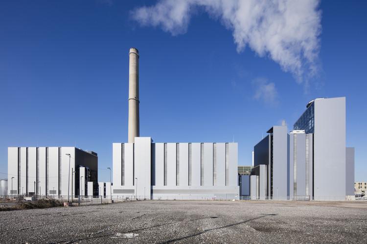 Lausward Power Plant  / kadawittfeldarchitektur, © Jens Kirchner