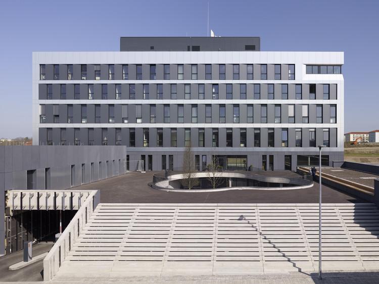 TGZ Würzburg  / KSG Architekten, © Yohan Zerdoun
