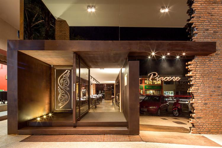 Restaurante Piacere / Caroline Deifer, © Joana França