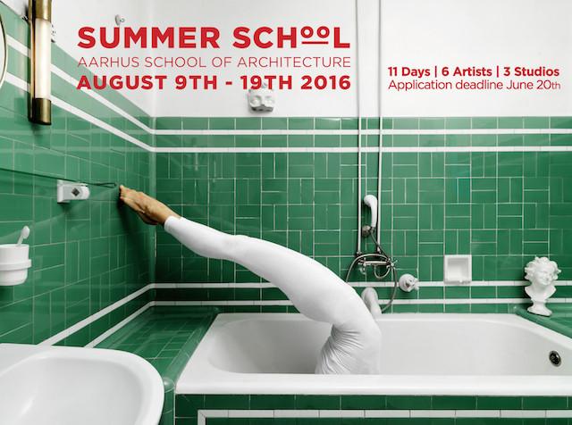 Copenhagen Architecture Festival Summer School: Film and Architecture, CAFx SUMMER SCHOOL on FILM x ARCHITECTURE - The Urban Yoga by Anja Humljan, Photo: Emilio P. Doiztua