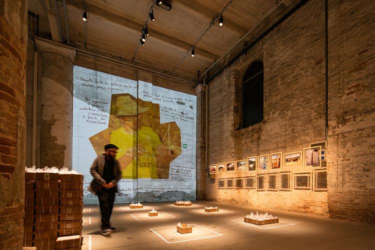 Recursos Oscuros / Al Borde en la Bienal de Venecia 2016, © Lorena Darquea