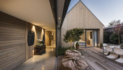 Christchurch House  / Case Ornsby Design Pty Ltd