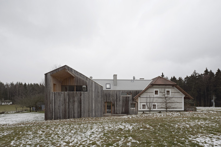 Farmhouse Extension  / HPSA, © Dietmar Hammerschmid
