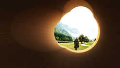 """7 """"Napavilions"""" to Provide Perfect Snoozing Spots in China's Jade Valley Vineyard"""