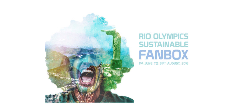 Call for Entries: Rio Olympics I Sustainable Fanbox, Rio Olympics Sustainable Fanbox I Courtesy: archasm