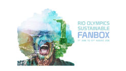 Call for Entries: Rio Olympics I Sustainable Fanbox