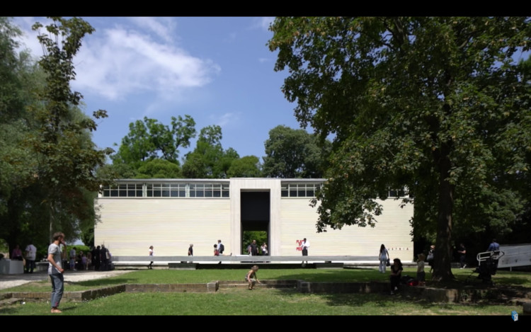 Vídeo: Por dentro do Pavilhão da Áustria na Bienal de Veneza 2016, © Jesús Granada