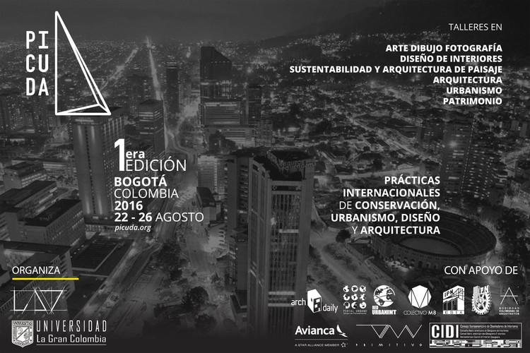 Conoce la primera edición de Picuda Colombia 2016, Diseño: LA7 Colectivo