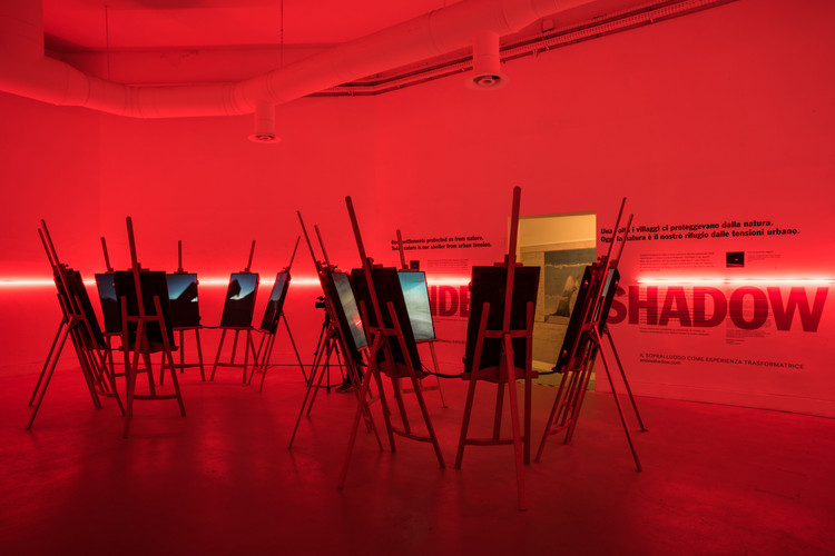 Andes Shadow, la videoinstalación de elton_léniz en la Bienal de Venecia 2016, © Gonzalo Puga