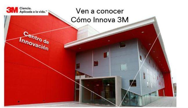 Soluciones innovadoras para la arquitectura en Centro de Innovación de 3M, Centro de Innovación 3M