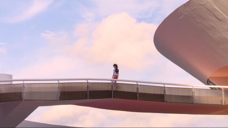 Louis Vuitton presenta su Colección Crucero 2017 en el MAC Niterói de Niemeyer, Cortesía de Louis Vuitton