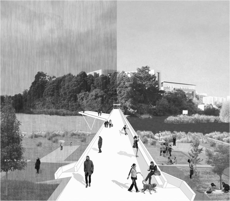 10 propuestas universitarias para transformar Concepción, Cortesía de Arquitectura Caliente