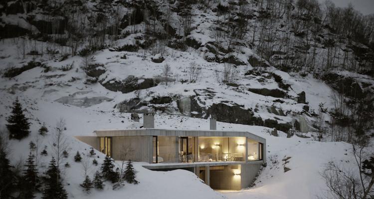 Casa Sirdalen / Filter Arkitekter, © Lise Bjelland
