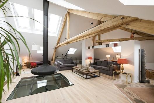 Casa en Luxemburgo / Eric Pigat Architectural Design