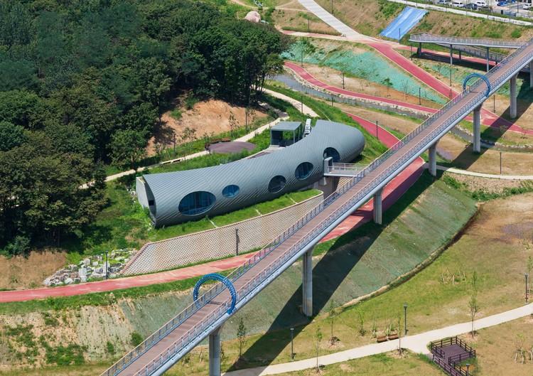 Heterojunctional Pavilion  / Urban Project, © Kyungsub Shin