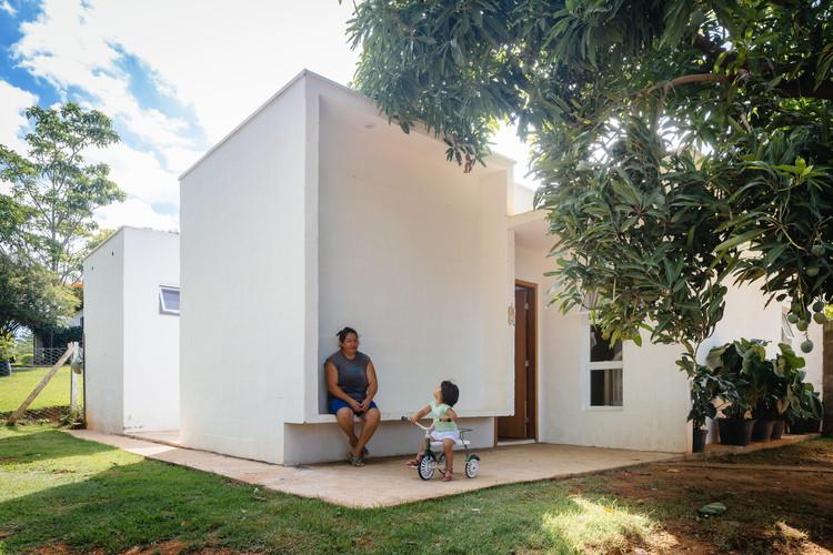 Casa dos Caseiros  / 24 7 Arquitetura, © Pedro Kok
