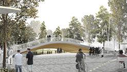 MX_SI e MestresWåge remodelam uma praça pública em Oslo