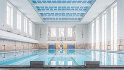 Sala de natación Finckensteinallee / Veauthier Meyer Architects