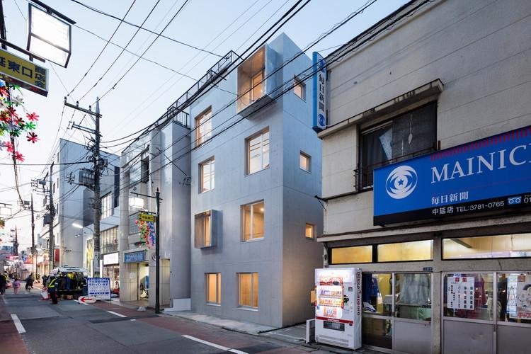 Modelia Days Nakanobu  / Ryuichi Sasaki / Sasaki Architecture  + Rieko Okumura/Atelier O, © Takumi Ota