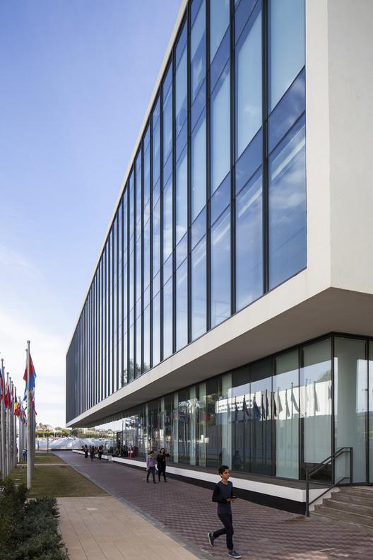 IDC School of Psychology & Economics / Gottesman-Szmelcman Architecture, © Amit Geron