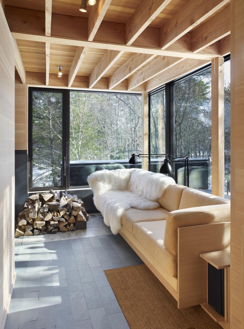 Gallery Of Go Home Bay Cabin Ian Macdonald 10
