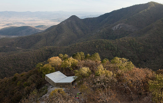 Las Cruces Lookout Point. Image © Iwan Baan