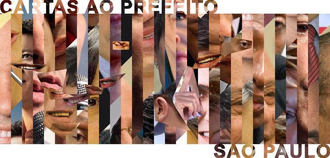 """Campanha de financiamento coletivo para a exposição """"Cartas ao Prefeito: São Paulo"""""""