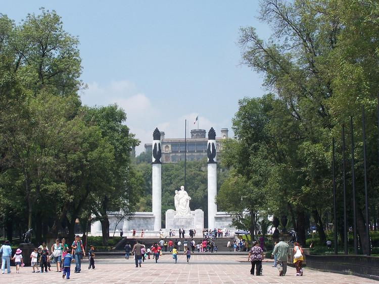 Un monumento histórico se rehabilita para ser sede de nuevo museo en el Bosque de Chapultepec, © Julio Terrones / Flickr