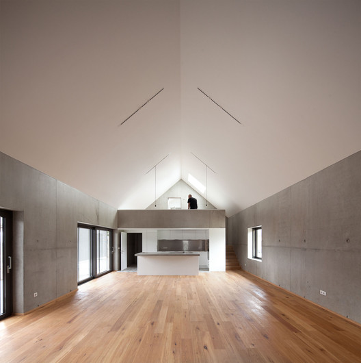 Casa en Tagsdorf / DeA architectes