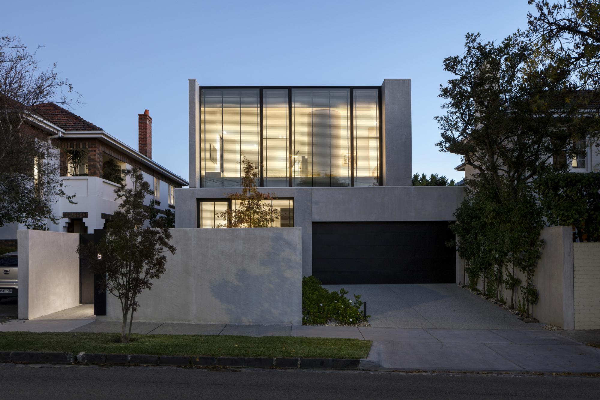 LSD Residence / Davidov Partners Architects