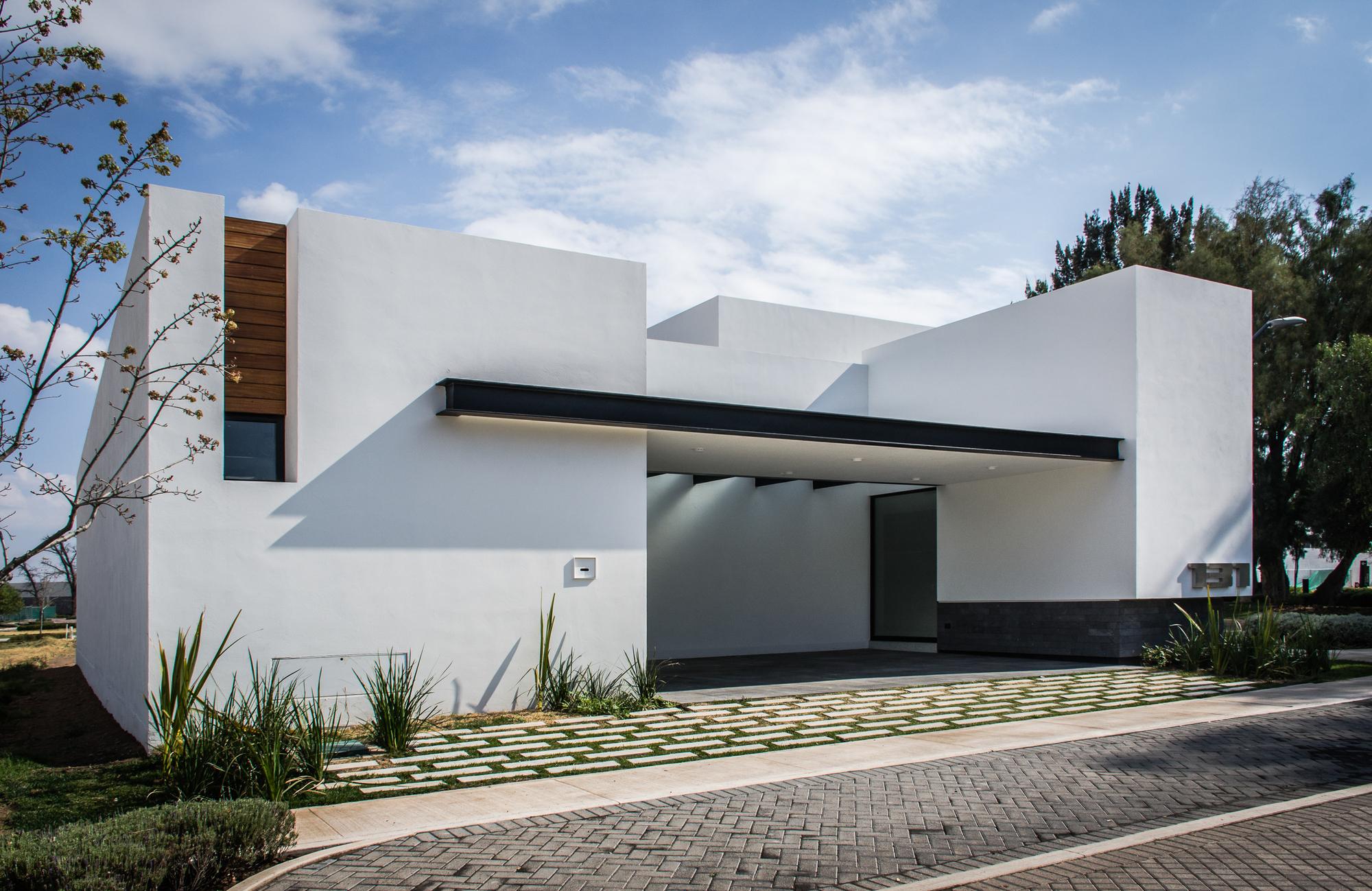 Galer a de casa agr adi arquitectura y dise o interior 21 - Arquitectura y diseno ...