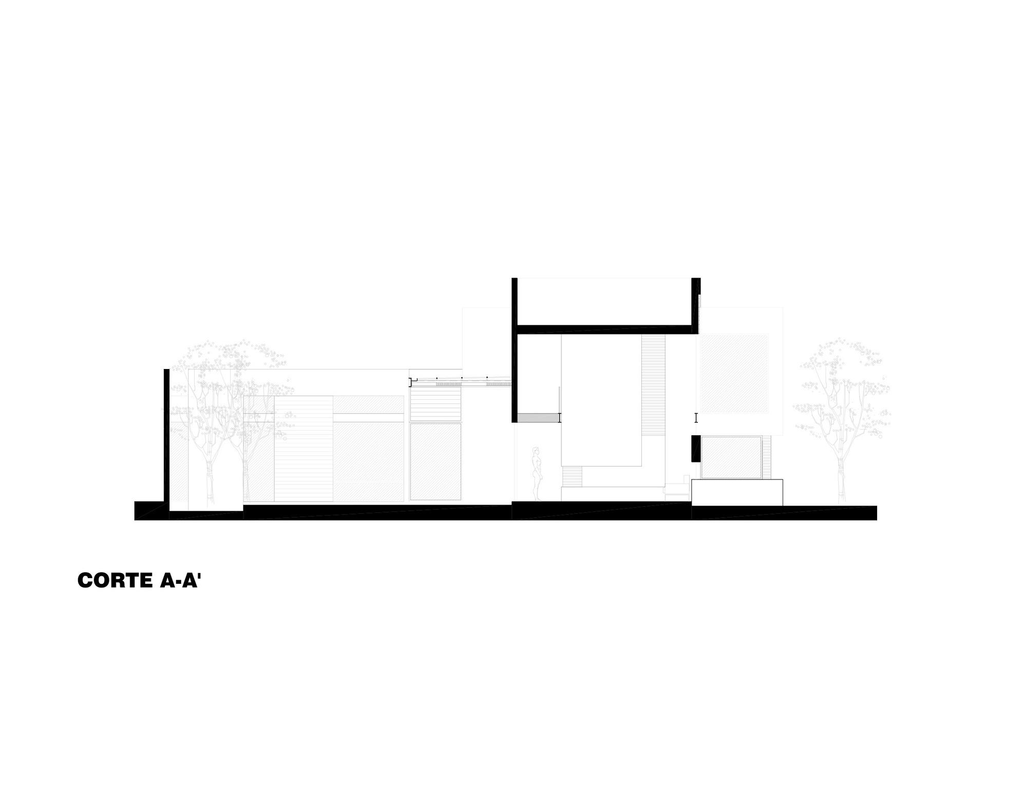 Galer a de casa agr adi arquitectura y dise o interior 26 for Arquitectura y diseno interior