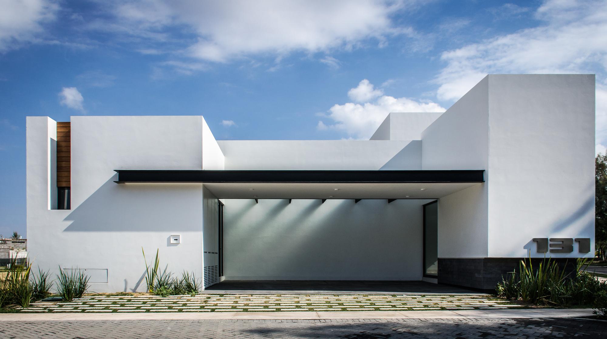 Galer a de casa agr adi arquitectura y dise o interior 2 for Arquitectura y diseno de casas