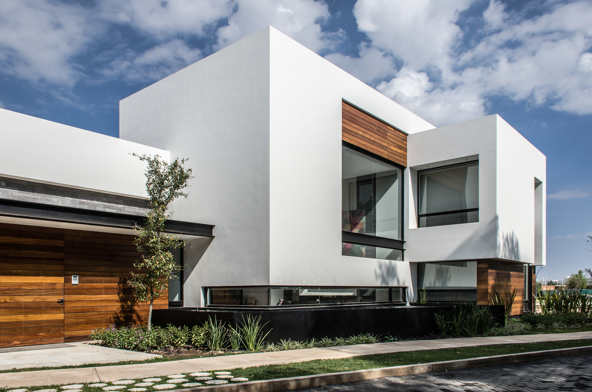 Galer a de casa agr adi arquitectura y dise o interior 16 for Blog arquitectura y diseno