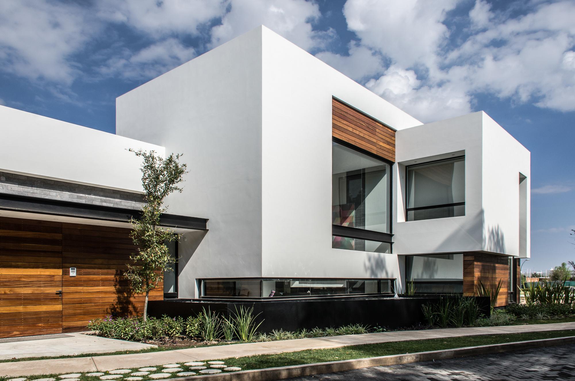 Galer a de casa agr adi arquitectura y dise o interior 16 for Arquitectura y diseno de casas