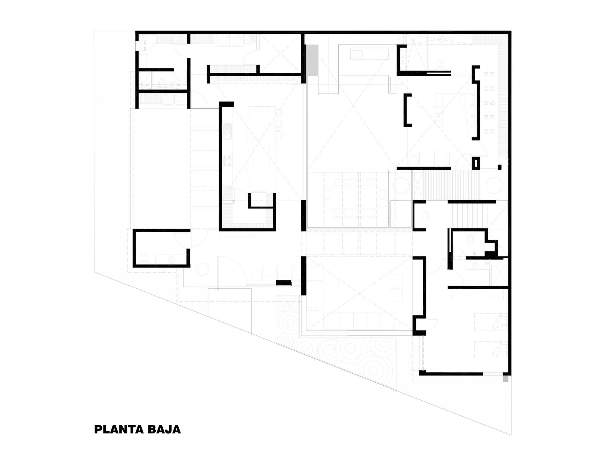 Galer a de casa agr adi arquitectura y dise o interior 22 for Arquitectura y diseno interior