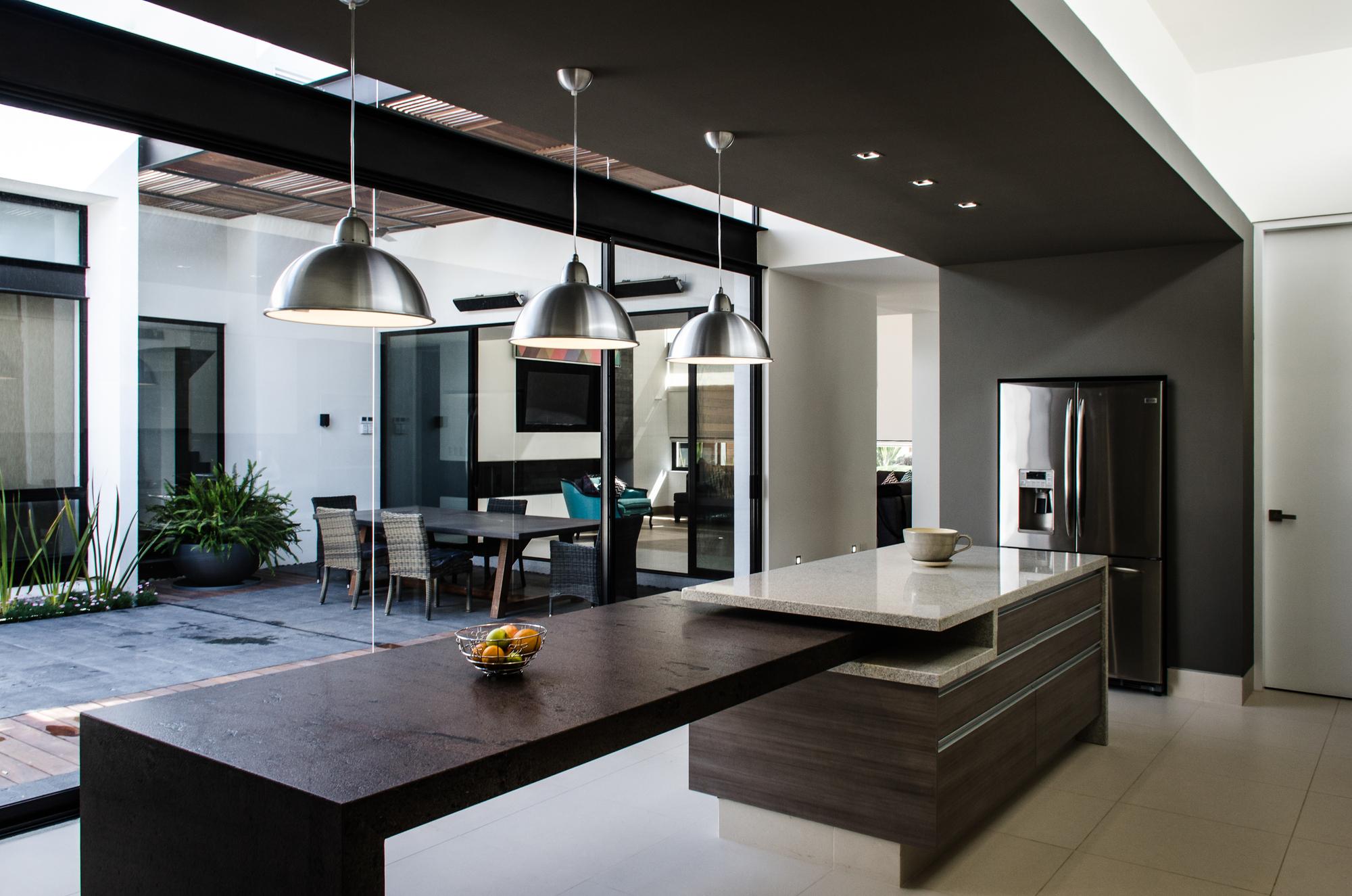 Galer a de casa agr adi arquitectura y dise o interior 17 - Arquitectura en diseno de interiores ...