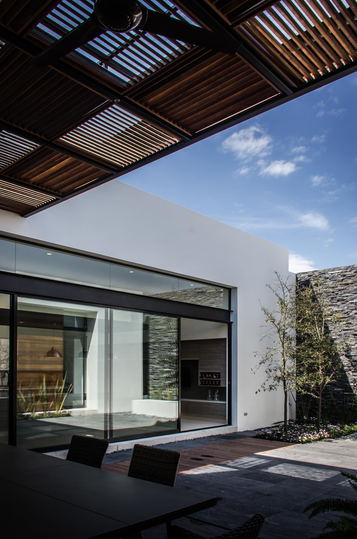 Galer a de casa agr adi arquitectura y dise o interior 18 for Arquitectura y diseno de casas