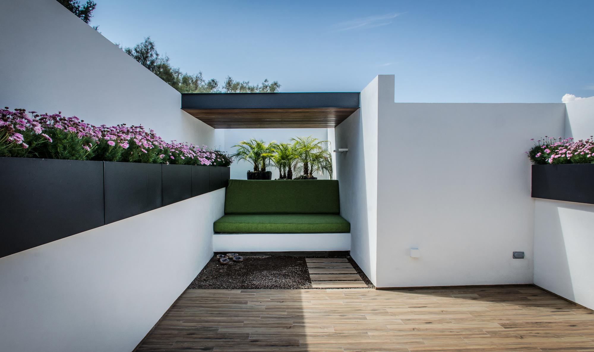 Galer a de casa agr adi arquitectura y dise o interior 3 for Arquitectura y diseno de casas
