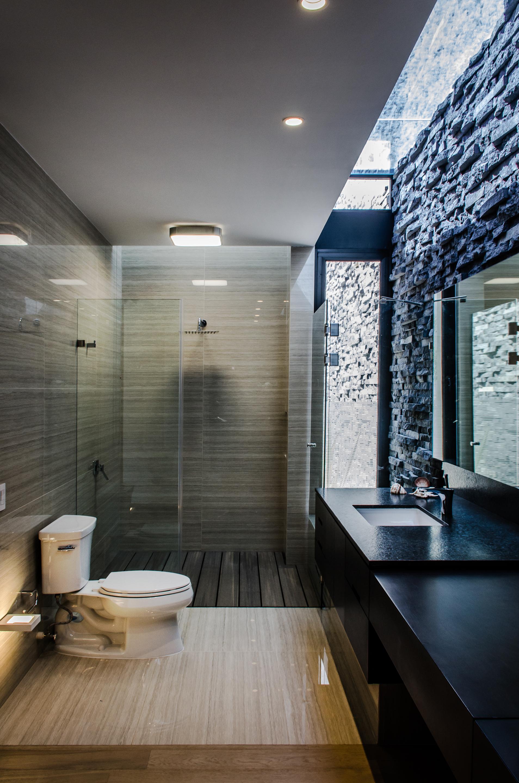 Galer a de casa agr adi arquitectura y dise o interior 12 for Diseno de interiores dibujos