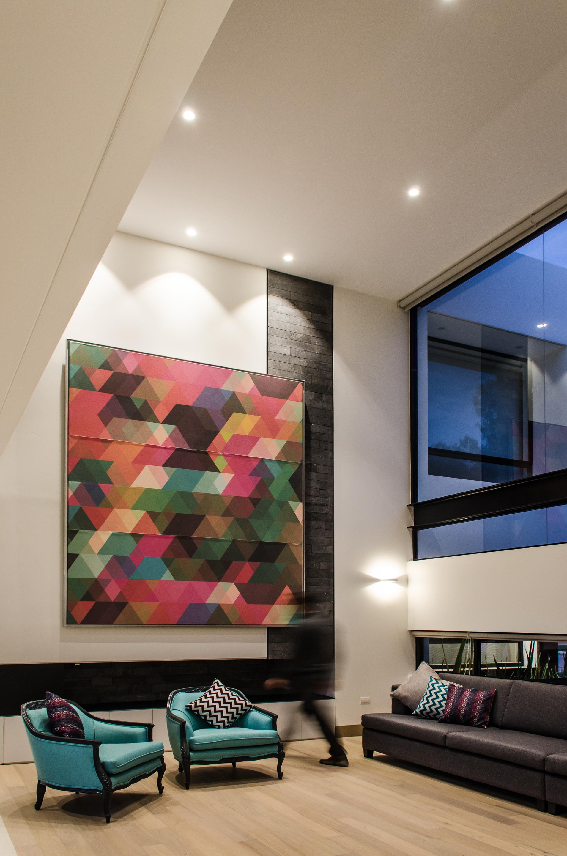 Galer a de casa agr adi arquitectura y dise o interior 6 for Arquitectura y diseno interior