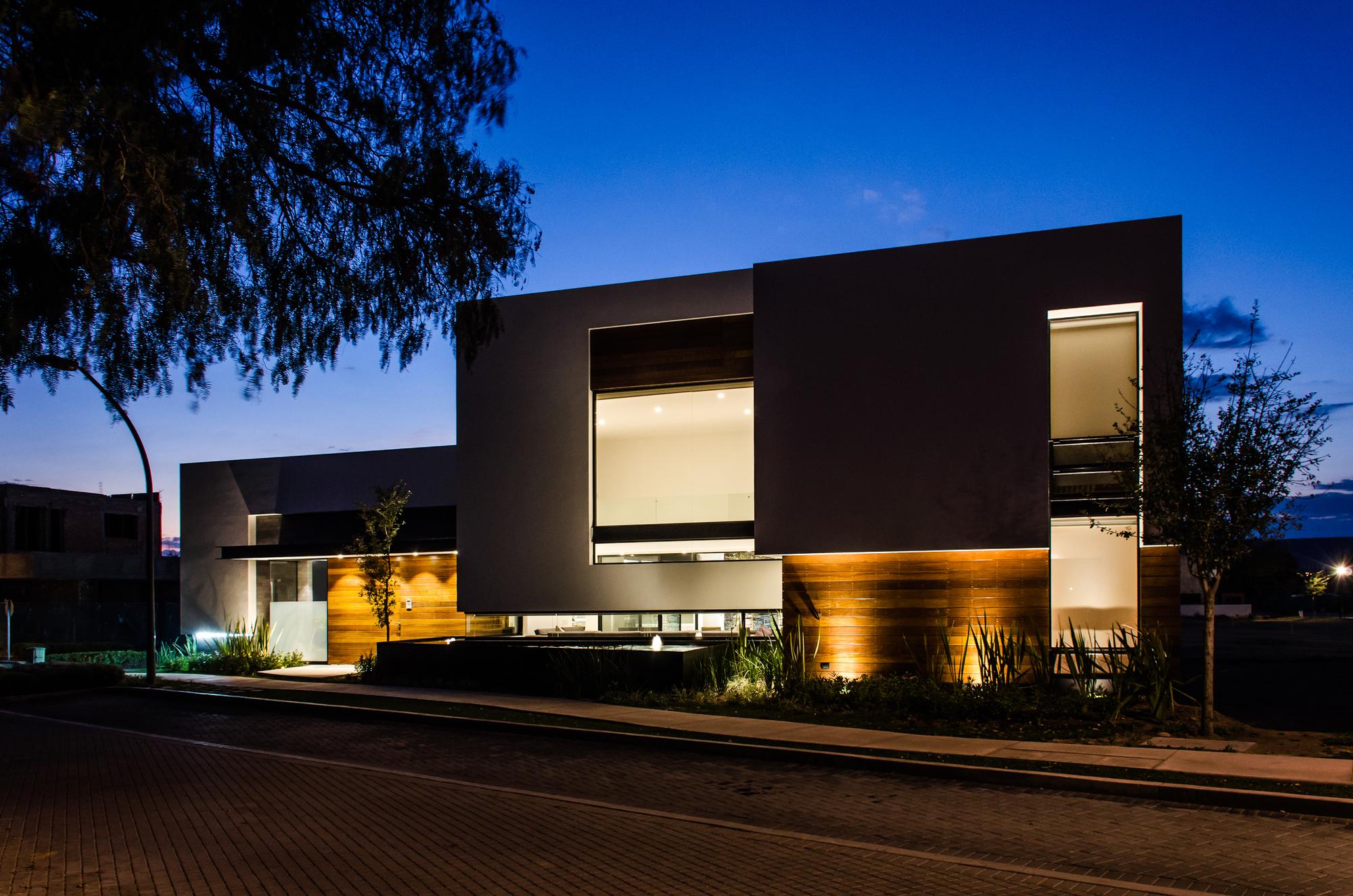 Galer a de casa agr adi arquitectura y dise o interior 11 - Arquitectura y diseno ...