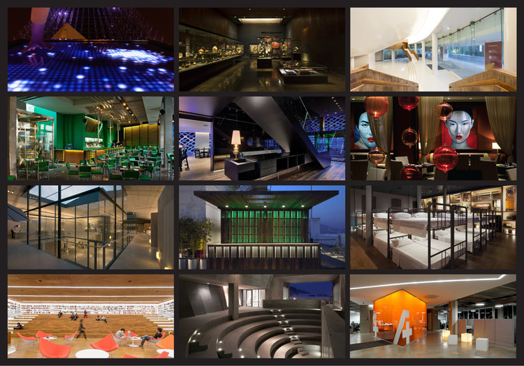 Chamada de projetos para o Panorama EILD 2016, Projetos participantes do PANORAMA 2014