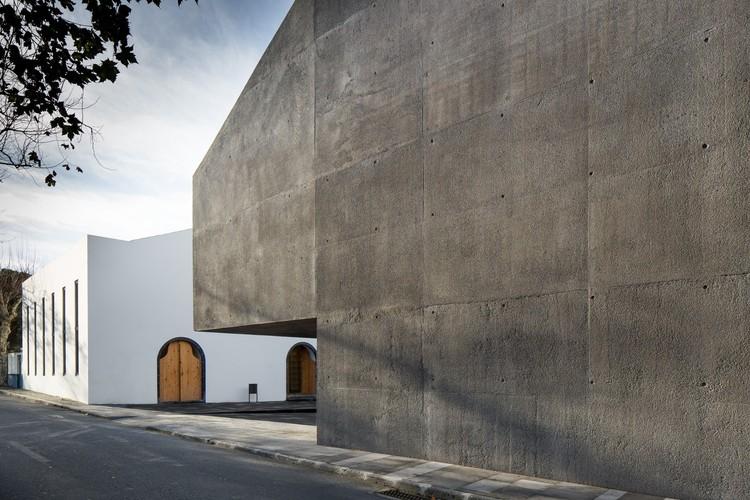 Centro de Artes dos Açores vence Prêmio FAD de Arquitetura, Arquipélago - Centro de Artes Contemporâneas / Menos é Mais Arquitectos + João Mendes Ribeiro. Image © José Campos